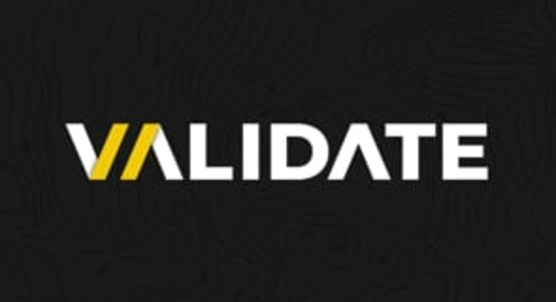 Validate 2021: A Marketing & Analytics Conference