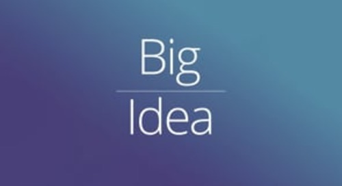Big Idea | Retooling the Financial Aid Office