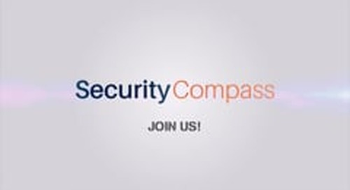 Working at Security Compass