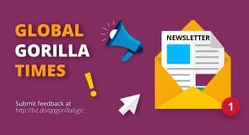 Global Gorilla Times October 2021