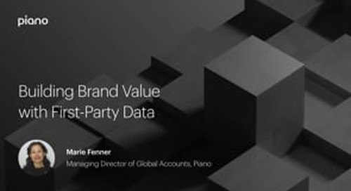 Building Brand Value with First-Party Data
