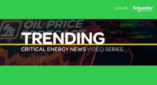 (10/18/21) TRENDING: Critical Energy News