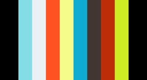 Notre Dame coach Mike Brey at 2017 ACC Operation Basketball (part I)