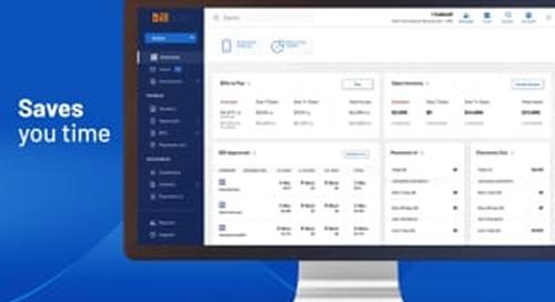 How the Bill.com Intelligent Business Payments Platform Works