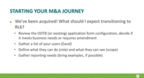 Mergers and Acquisitions with BUSA
