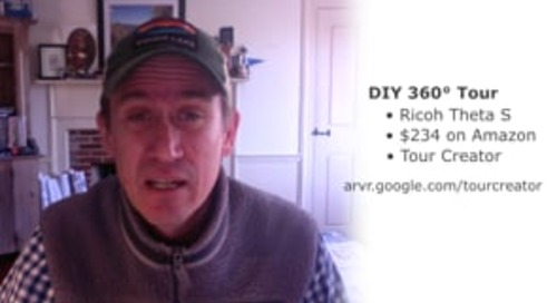 Member Minute: DIY 360 Tour [March 27]