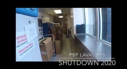 PBP Laval B15 - Vidéo JUL2020