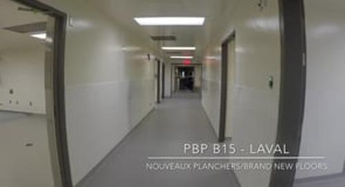 Shutdown B15 - Vidéo JUL2020