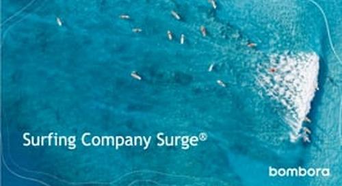 Bombora Company Surge® demo