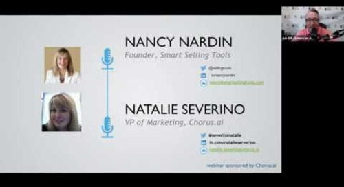 10 Lessons from 1 Million Cold Calls - AA-ISP Webinar (ft. Natalie Severino)