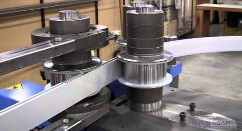 Roller Bender - PBT - Capability Video #2