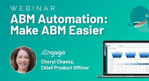 ABM Automation: Make ABM Easier | Replay
