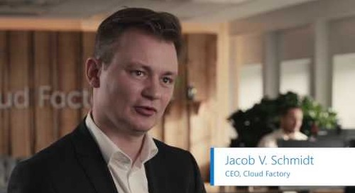 Cloud Factory delivers hybrid cloud with Microsoft Azure stack on Lenovo