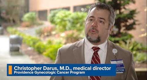 Providence Wellness Watch KGW Jan 2021 30 Gynecologic Cancer Program – Dr. Darus