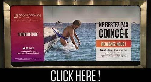 Sopra Banking Software - Campagne Recrutement RER A
