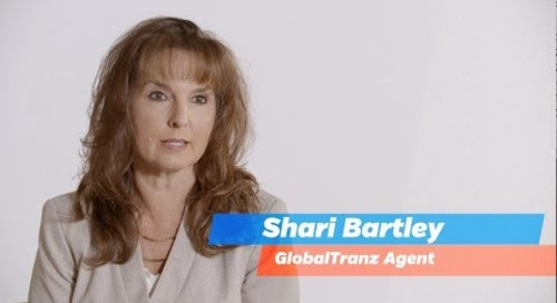 GlobalTranz Agent Success Story - Shari Bartley