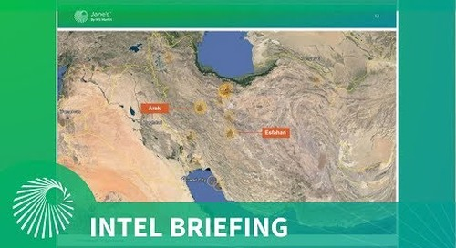 Intel Briefing: Iranian Air Defences