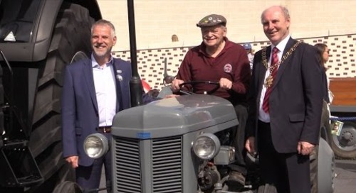 70 Tractors for 70 Years