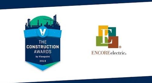 Most Collaborative Project Winner - Encore Electric