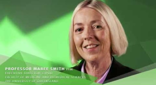 2016 Clunies Ross Knowledge Commercialisation Award - Professor Maree Smith FTSE