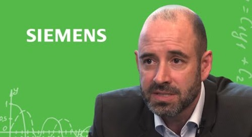 Siemens' Expected Benefits from PROS