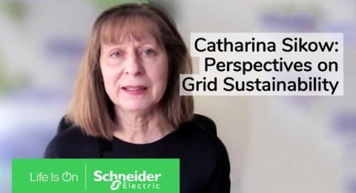 Eurelectric - Catharina Sikow Magny Interview | Schneider Electric