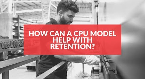 How can a CPU Model Help with Retention?