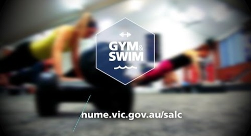 Gym & Swim October Sale: Sunbury Aquatic and Leisure Centre