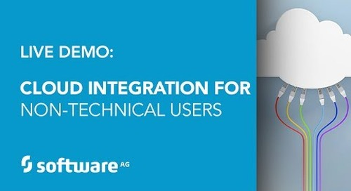 Demo: Cloud Integration for Non-Technical Users