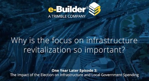 Why is the focus on infrastructure revitalization so important?