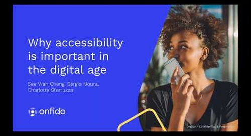 The importance of accessibility in the digital age