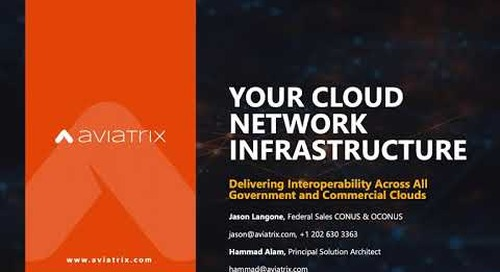 Deliver Interoperability Across All Government and Commercial Clouds