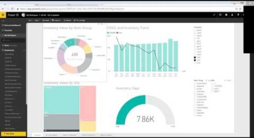 Western Computer: Power BI Inventory Management Dashboard