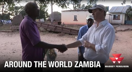 AGCO Future Farm Project – Zambia