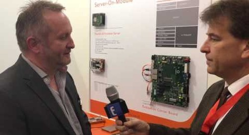 electronica 2016: congatec COM Express Type 7 now supports servers