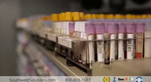 Compact Trolley Shelving Optimizes Cold Storage for Walk-In Refrigerator