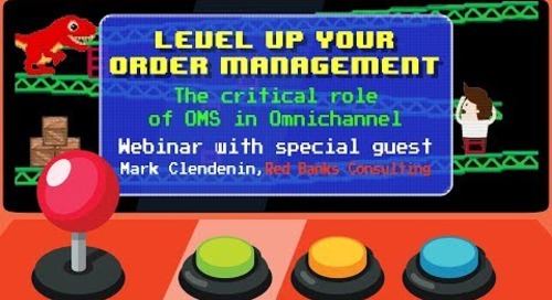 Webinar: Level Up Your Order Management
