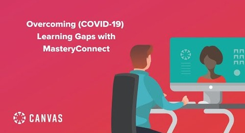 Livestream: Overcoming Learning Gaps with MasteryConnect