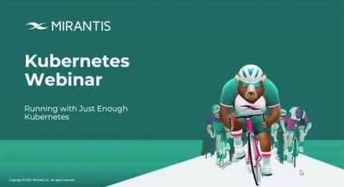 Kubernetes Webinar: Running with the Application Essentials