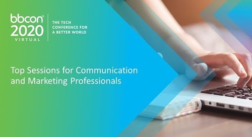 bbcon: Communication and Marketing
