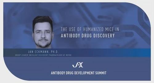 JAX Antibody Development Summit - Jan Eckmann