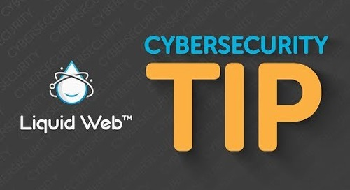 Cybersecurity Tip - Login Credentials and Contractors