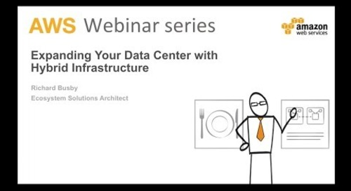 Expanding your data centre with hybrid infrastructure