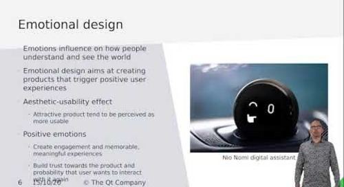 Designing delightful products