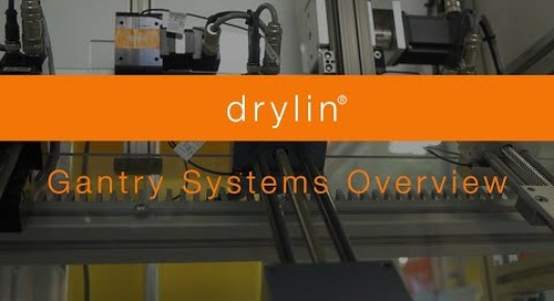 Overview - drylin® Gantry Systems
