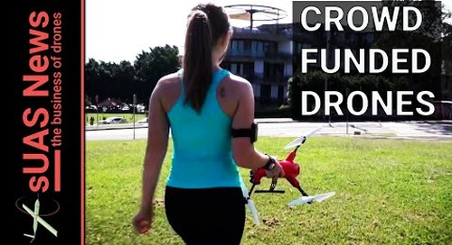 Crowd Funded Drones | Risky Business?