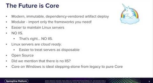 Building .NET Microservices — Kevin Hoffmann