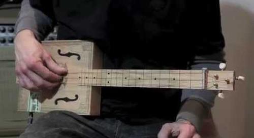 Blue Box Guitar Exercise 1