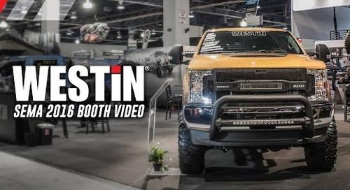 SEMA 2016 Booth Video
