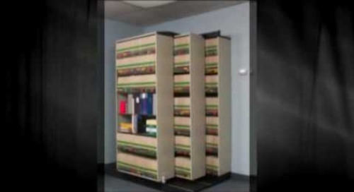 10 56 13 Metal Storage Shelving Post and Shelf Shelves Filing Cabinets Oklahoma City Tulsa